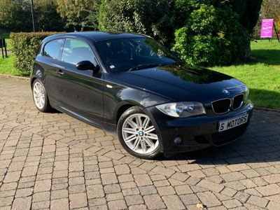 BMW 1 Series Hatchback 2.0 118i M Sport Auto 3dr