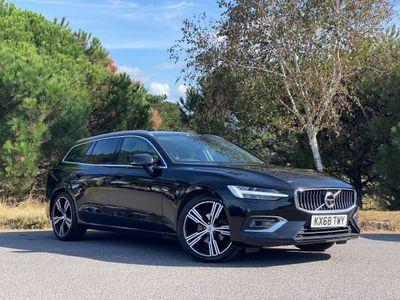 Volvo V60 Estate 2.0 D4 Inscription Pro Auto (s/s) 5dr