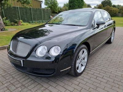 Bentley Continental Saloon 6.0 Flying Spur 4dr