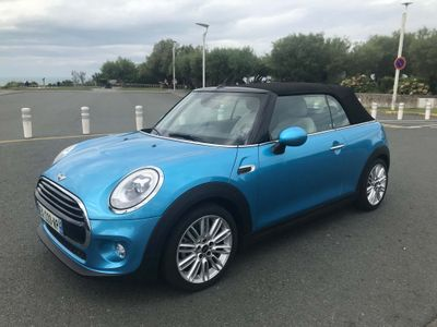 MINI Convertible Convertible 1.5 Cooper D Steptronic (s/s) 2dr
