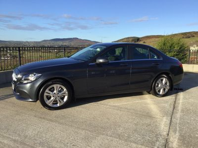 Mercedes-Benz C Class Saloon 2.1 C220d SE (Executive) (s/s) 4dr