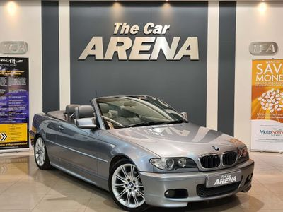 BMW 3 Series Convertible 2.5 325Ci Sport Auto 2dr