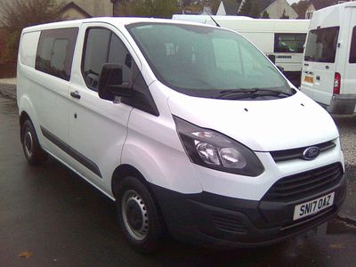 Ford Transit Custom Other 2.0 TDCi 310 Double Cab-in-Van L1 H1 6dr (EU6)