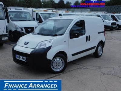Peugeot Bipper Panel Van SOLD SOLD SOLD