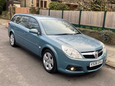 Vauxhall Vectra Estate 1.9 CDTi 16v Elite 5dr