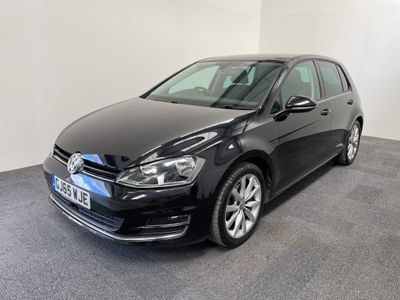 Volkswagen Golf Hatchback 1.4 TSI BlueMotion Tech ACT GT DSG (s/s) 5dr