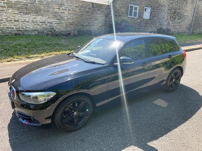 BMW 1 Series Hatchback 2.0 118d Sport (s/s) 5dr