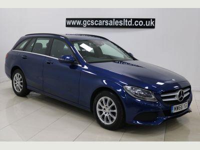 Mercedes-Benz C Class Estate 2.1 C220d SE G-Tronic+ (s/s) 5dr