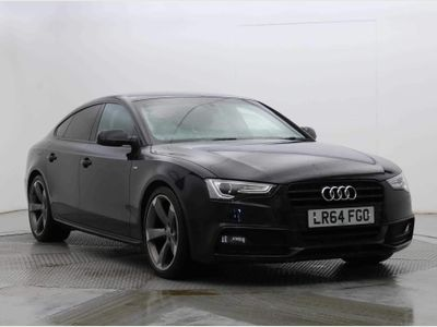 Audi A5 Hatchback 1.8 TFSI Black Edition Sportback Multitronic 5dr