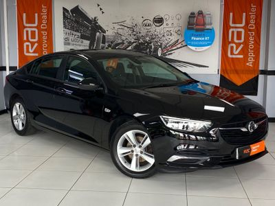 Vauxhall Insignia Hatchback 1.6 Turbo D ecoTEC Design Grand Sport (s/s) 5dr