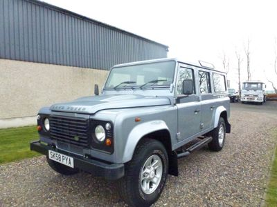 Land Rover Defender 110 SUV 2.4 TD County Station Wagon 5dr