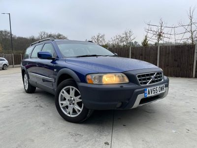 Volvo XC70 Estate 2.4 D SE Volvo Ocean Race Geartronic 5dr