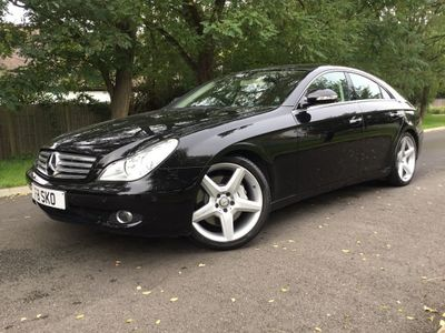 MERCEDES-BENZ CLS Coupe 5.5 CLS500 7G-Tronic 4dr