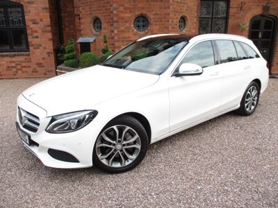 MERCEDES-BENZ C CLASS Estate 2.1 C250 CDI BlueTEC Sport G-Tronic+ (s/s) 5dr