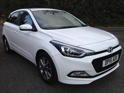 Hyundai i20 Hatchback 1.4 SE 5dr