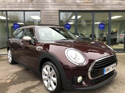 MINI Clubman Estate 1.5 Cooper Auto (s/s) 6dr