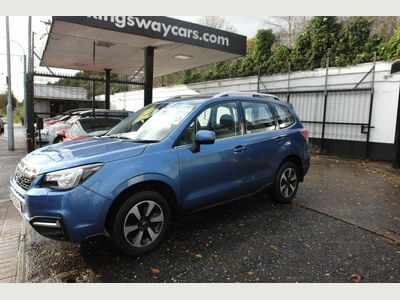 Subaru Forester SUV 2.0D XC 4WD 5dr