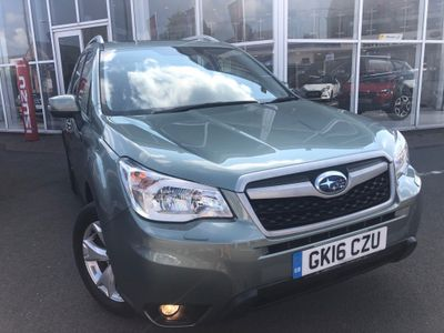 Subaru Forester SUV 2.0 XE Premium Lineartronic 4x4 5dr