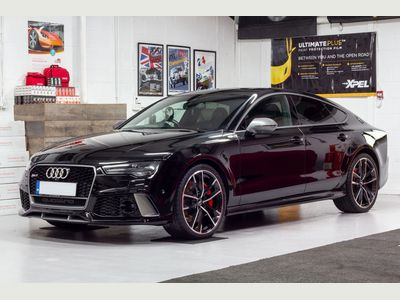 Audi RS7 Hatchback 4.0 TFSI V8 Performance Sportback Tiptronic quattro (s/s) 5dr