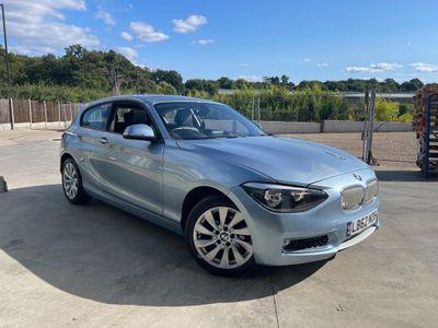 BMW 1 Series Hatchback 2.0 116d Urban Sports Hatch 3dr