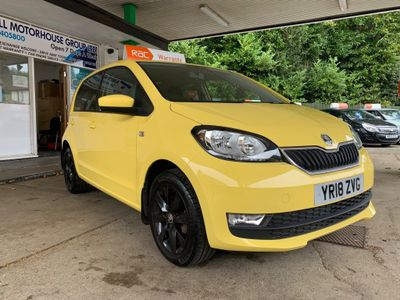 SKODA Citigo Hatchback 1.0 Colour Edition 5dr