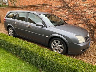 Vauxhall Vectra Estate 3.0 CDTi V6 24v Elite 5dr