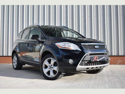 Ford Kuga SUV 2.0 TDCi Titanium 4x4 5dr