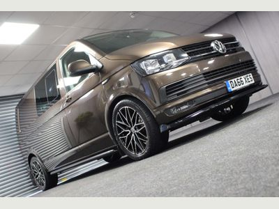 Volkswagen Transporter Other 2.0 BiTDI T32 BlueMotion Tech Highline Kombi FWD 5dr