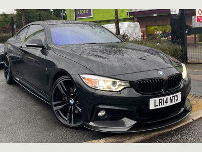 BMW 4 Series Coupe 3.0 430d M Sport Auto 2dr