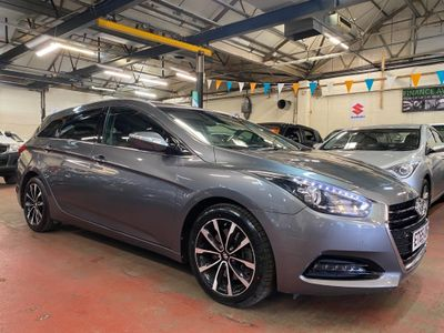 Hyundai i40 Estate 1.7 CRDi Blue Drive SE Nav Tourer DCT (s/s) 5dr