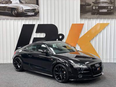 Audi TT Coupe 2.0 TDI S line quattro 3dr