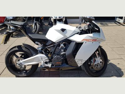 KTM RC8 Super Sports 1190 RC8