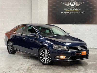 Volkswagen Passat Saloon 2.0 TDI BlueMotion Tech Sport 4dr