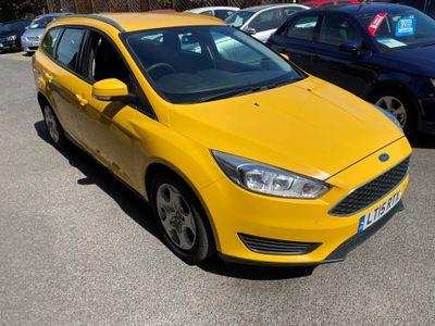 Ford Focus Estate 1.6 TDCi Style (s/s) 5dr