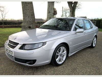 Saab 9-5 Saloon 2.3 HOT Aero 4dr