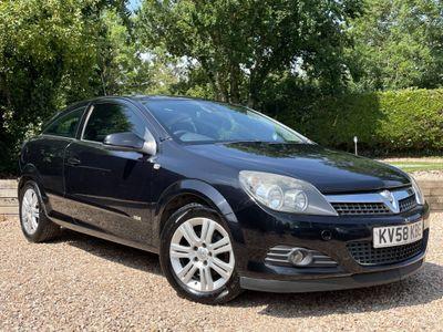 Vauxhall Astra Hatchback 1.6 i 16v Design Sport Hatch Easytronic 3dr