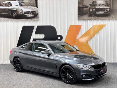 BMW 4 Series Coupe 2.0 420d Sport Auto (s/s) 2dr