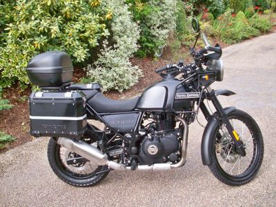 Royal Enfield Himalayan Tourer 400 ABS
