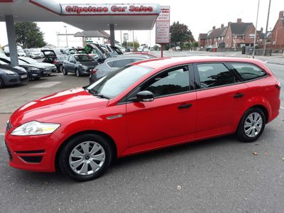 Ford Mondeo Hatchback 2.0 TDCi ECO Edge 5dr