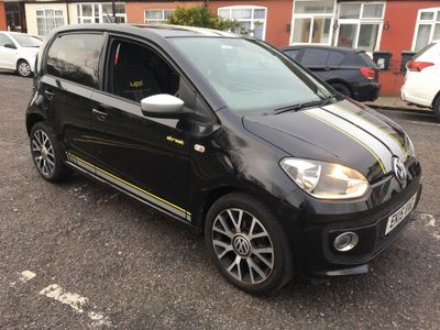 Volkswagen up! Hatchback 1.0 Street up! 5dr