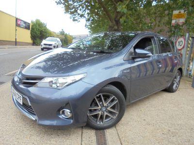 Toyota Auris Hatchback 1.8 VVT-h Icon+ e-CVT HSD 5dr