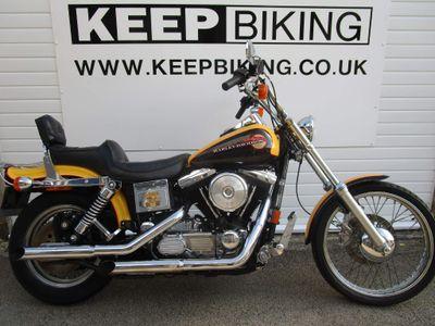 Harley-Davidson Dyna Custom Cruiser 1350 FXDWG Dyna Wide Glide