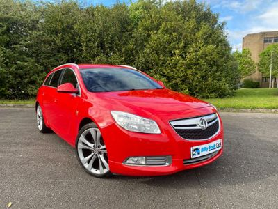 Vauxhall Insignia Estate 2.0 CDTi 16v SRi Red 5dr