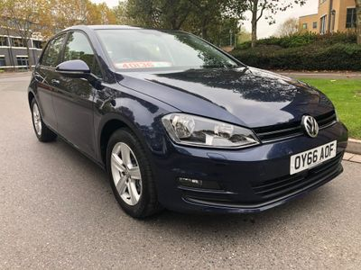 Volkswagen Golf Hatchback 1.4 TSI BlueMotion Tech Match Edition (s/s) 5dr