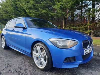 BMW 1 Series Hatchback 2.0 120d M Sport Sports Hatch xDrive 5dr