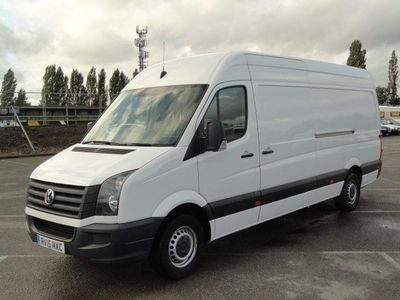 Volkswagen Crafter Panel Van 2.0 TDI CR35 LWB High Roof Van 4dr (LWB)