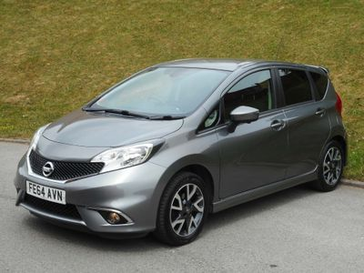 Nissan Note Hatchback 1.2 DIG-S Acenta Premium (Safety & Style Pack) 5dr