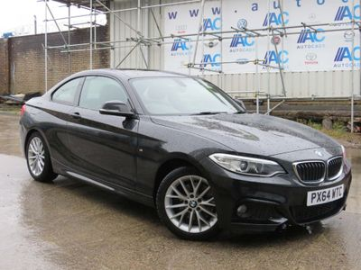 BMW 2 Series Coupe 2.0 228i M Sport (s/s) 2dr