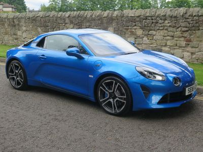 Alpine A110 Coupe 1.8 Turbo Premiere Edition DCT 2dr