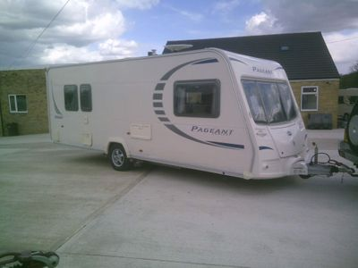 Bailey Pageant Provence Tourer 2 OWNER FROM NEW